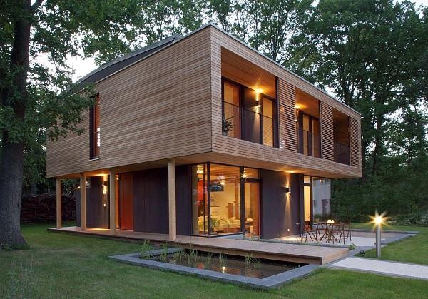 Bán nhà bằng gỗ ở tại TPHCM
