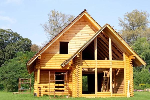 Làm nhà gỗ hiện đại