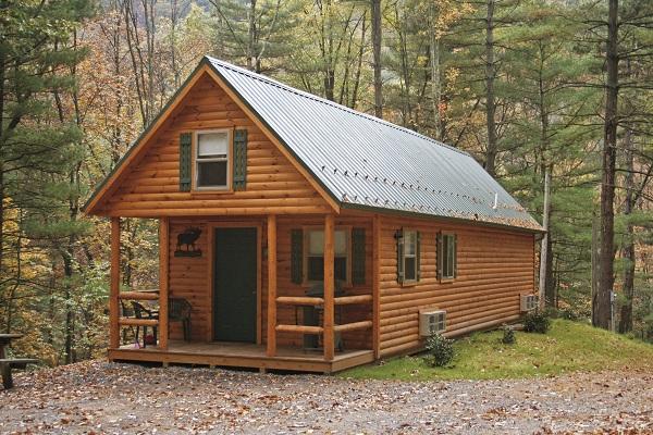 Làm nhà gỗ nhỏ