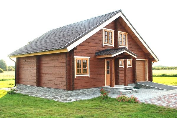Làm nhà gỗ