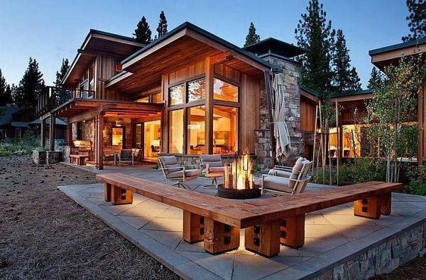 Lắp đặt nhà gỗ