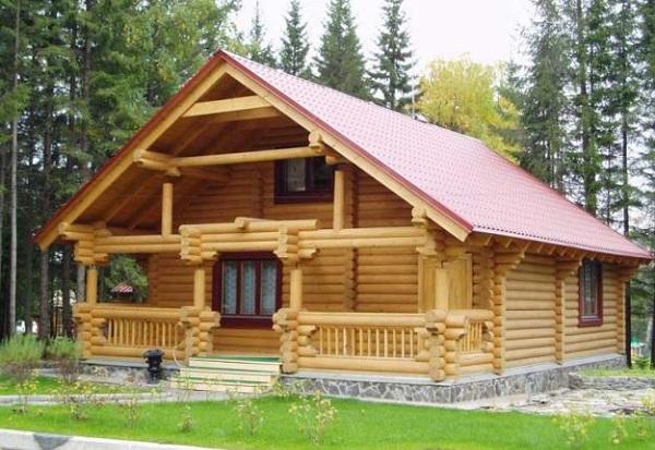 Mẫu nhà gỗ xoan