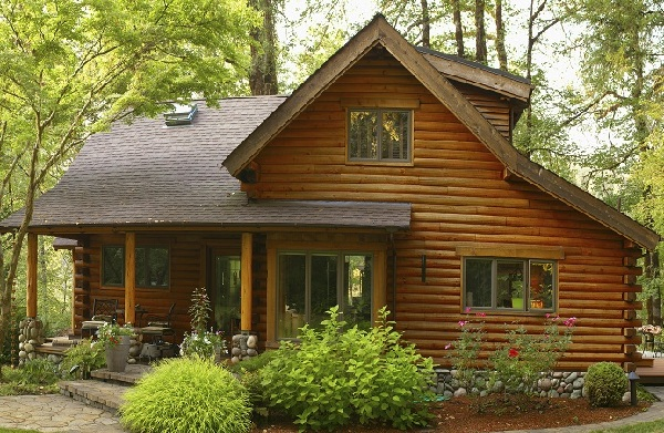 Nhận làm nhà bằng gỗ mít