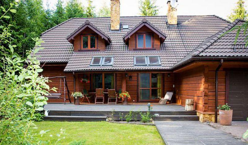 Các mẫu nhà gỗ đẹp