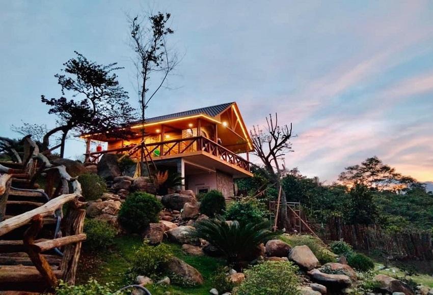 Làm nhà gỗ đẹp