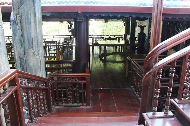 Mẫu nhà gỗ 5 tầng