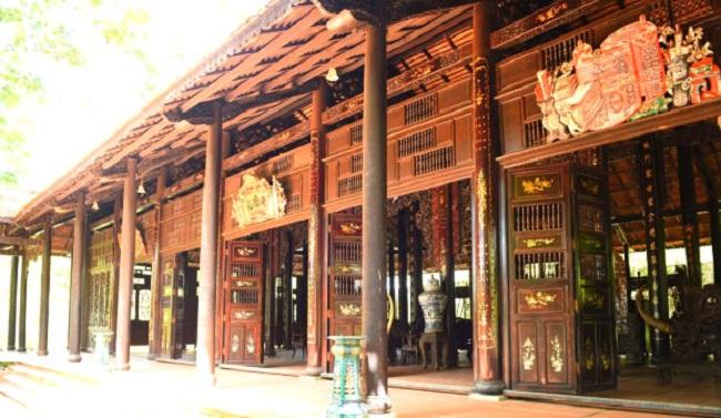 Mẫu nhà gỗ cổ đẹp