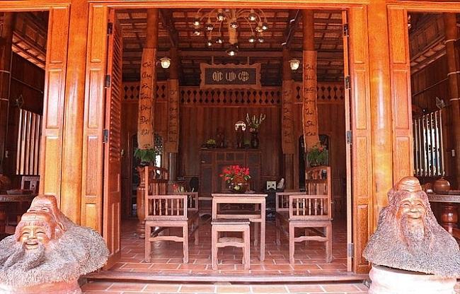 Mẫu nhà gỗ cổ Nam Bộ đẹp