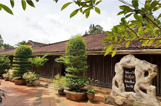 Mẫu nhà gỗ cổ