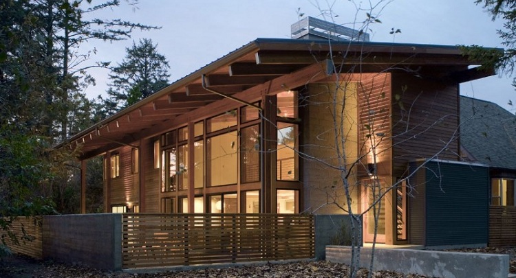 Mẫu nhà gỗ kiểu nhật
