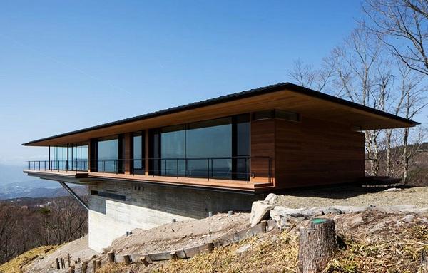 Mẫu nhà gỗ Nhật Bản