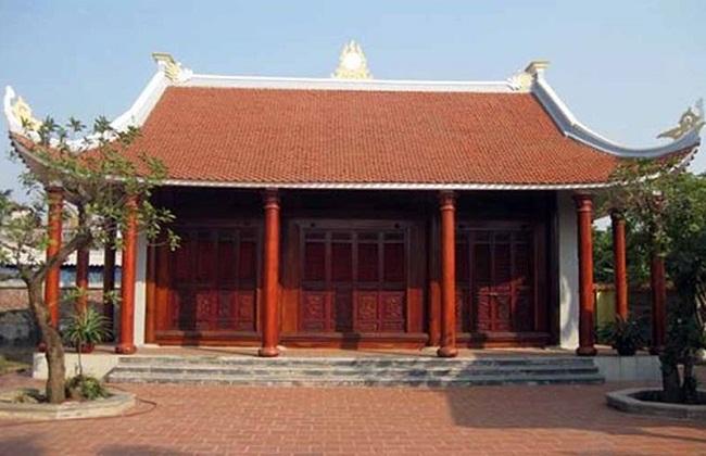 Mẫu nhà gỗ truyền thống