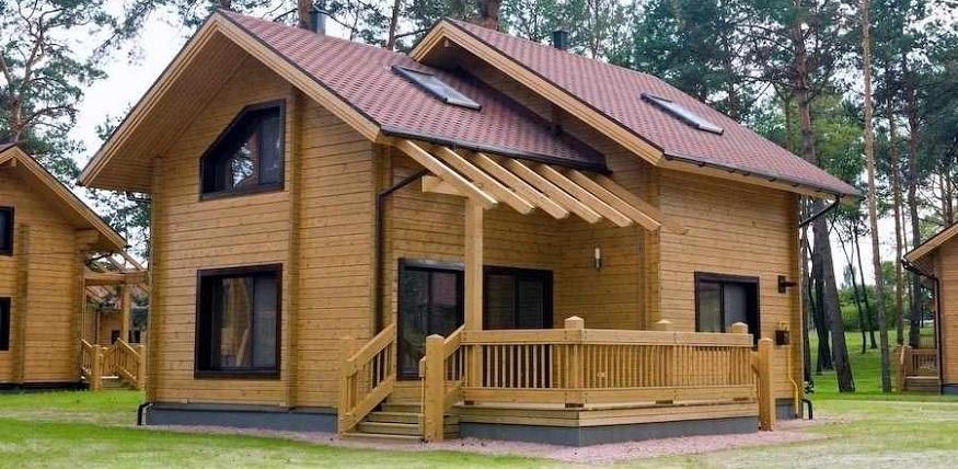 Nhà gỗ 5 gian bao nhiêu tiền