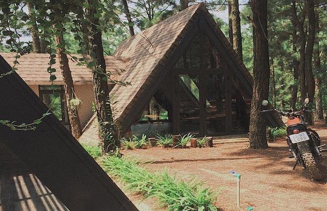 Nhà gỗ Bắc Âu
