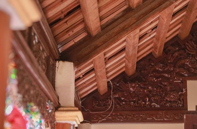 Nhà gỗ cổ kẻ truyền Bắc Bộ