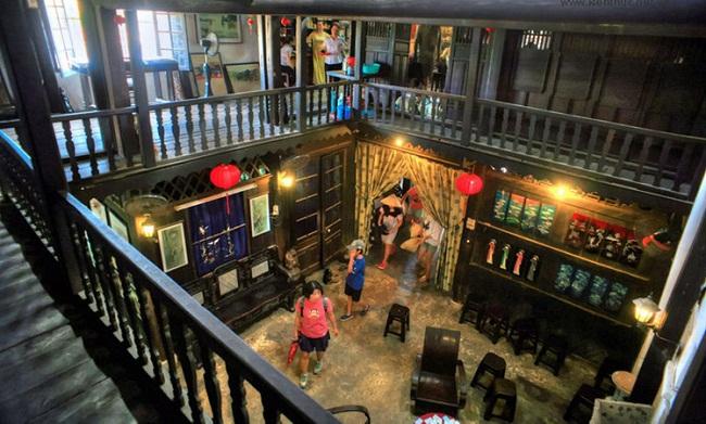 Nhà gỗ đẹp nhất Việt Nam