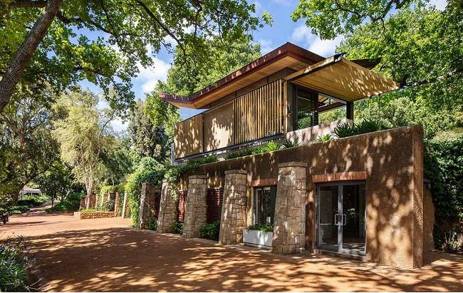 Nhà gỗ đẹp thiết kế mở