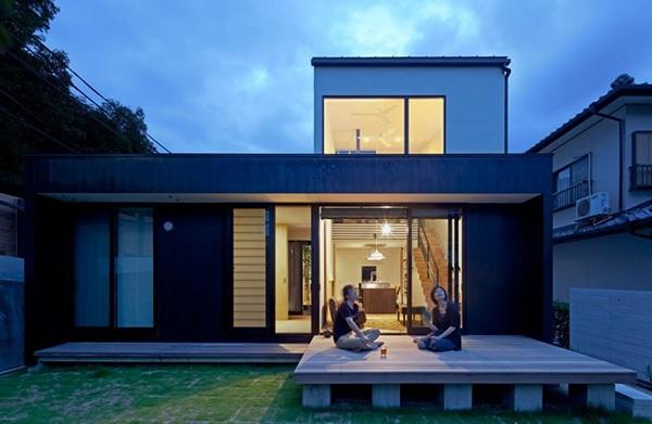 Nhà gỗ Nhật Bản