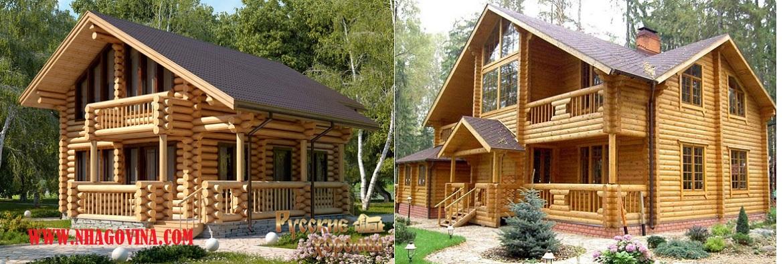 Nhà gỗ Vina