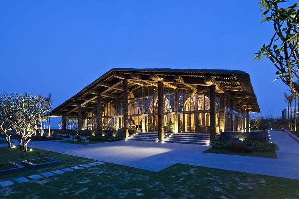 Thiết kế nhà hàng bằng gỗ đẹp