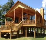Chi phí làm nhà sàn gỗ bao nhiêu tiền?