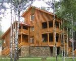 Giá nhà gỗ thông bao nhiêu tiền?