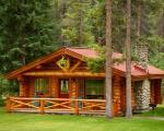 Mẫu nhà gỗ 2 gian đẹp