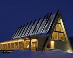 Nhận thiết kế thi công và làm nhà hàng bằng gỗ