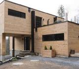 Nhận xây dựng nhà bằng gỗ đẹp giá rẻ