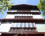 Mẫu nhà gỗ 5 tầng đẹp nhất
