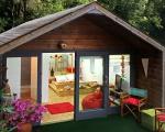 Mẫu nhà gỗ bungalow