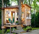 Mẫu nhà gỗ mini nhỏ đẹp