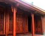 Tổng hợp các mẫu nhà gỗ giả cổ